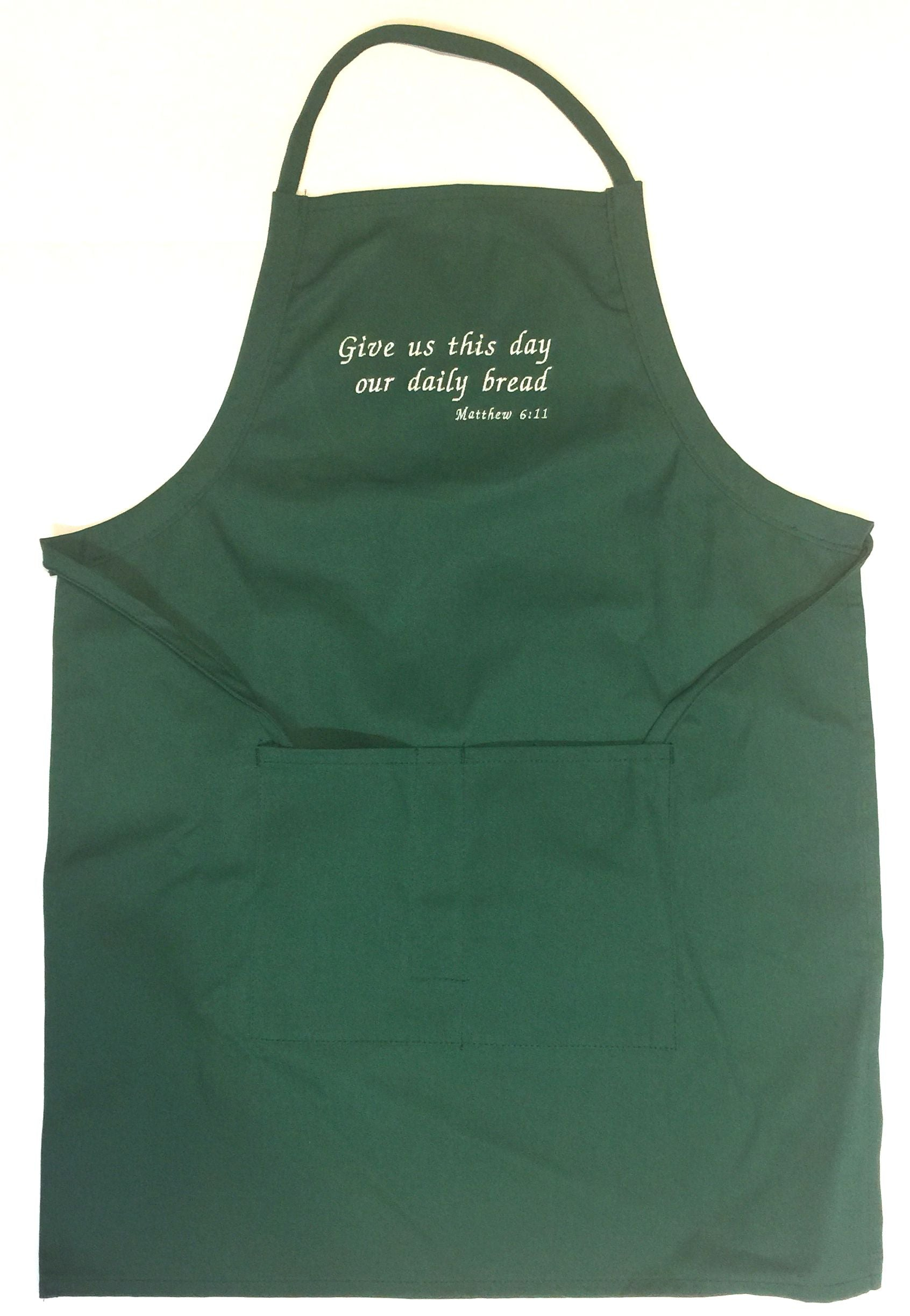 Give us this day Apron