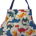 Dinosaur child's apron