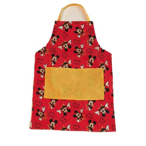 Mickey Mouse Apron for Boys