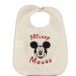 Mickey Mouse Baby Bib