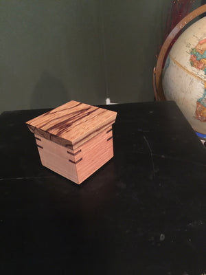Cubed Trinket Box 3x3