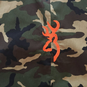 Camouflage Deer Hunting Super Hero Cape