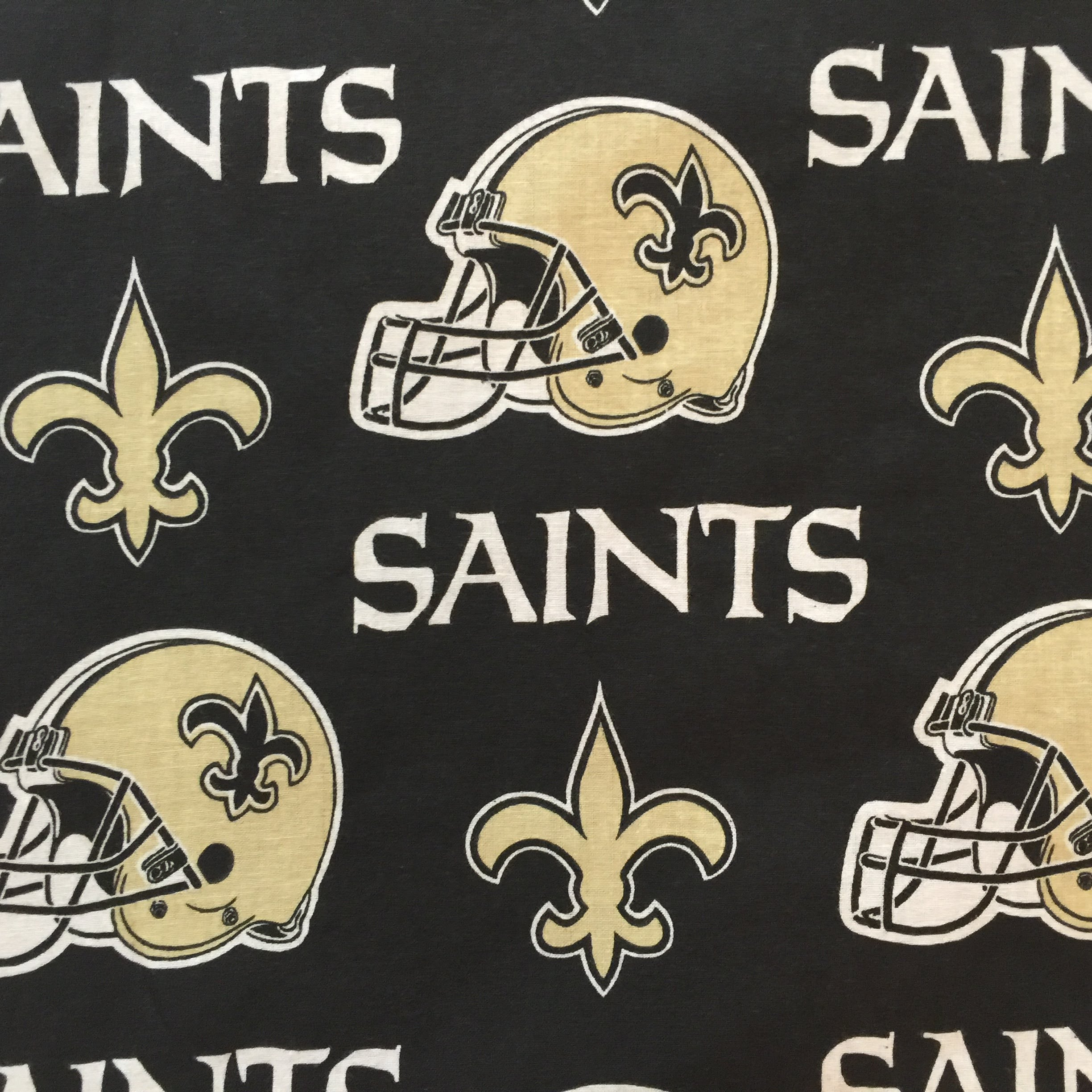 New Orleans Saints Super Hero Cape