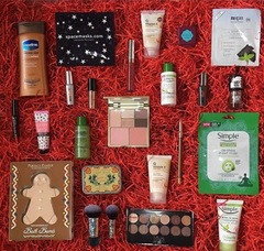 Sminkes Adventi Naptár Orshy Cosmetics