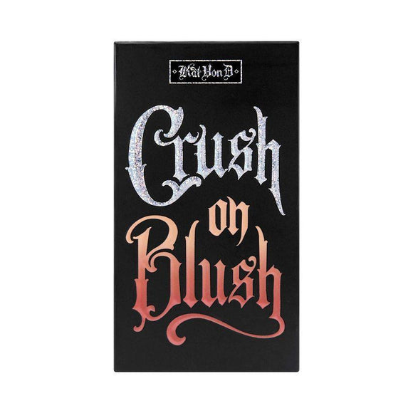 Kat Von D Crush On Blush Mini Pirosító és Highlighter Duo-Orshy Cosmetics