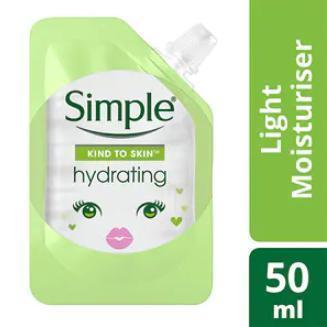 Simple Mini Pouch Hydrating Light Hidratáló Krém 50ml-Orshy Cosmetics
