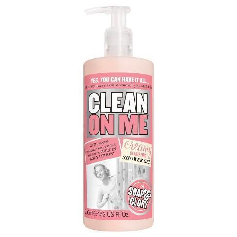 Soap & Glory Clean On Me Krémtusfürdő 500ml-Orshy Cosmetics