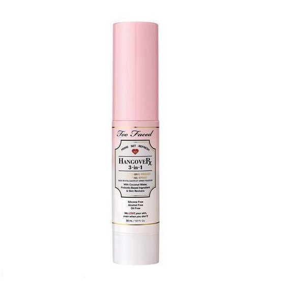 Too Faced Hangover' 3-In-1 Utazó Méretű Primer És Sminkfixáló Spray 30ml-Orshy Cosmetics