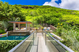 Villa Luana, Oahu Hawaii, Winter 2020