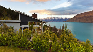 Matakauri Lodge, New Zealand