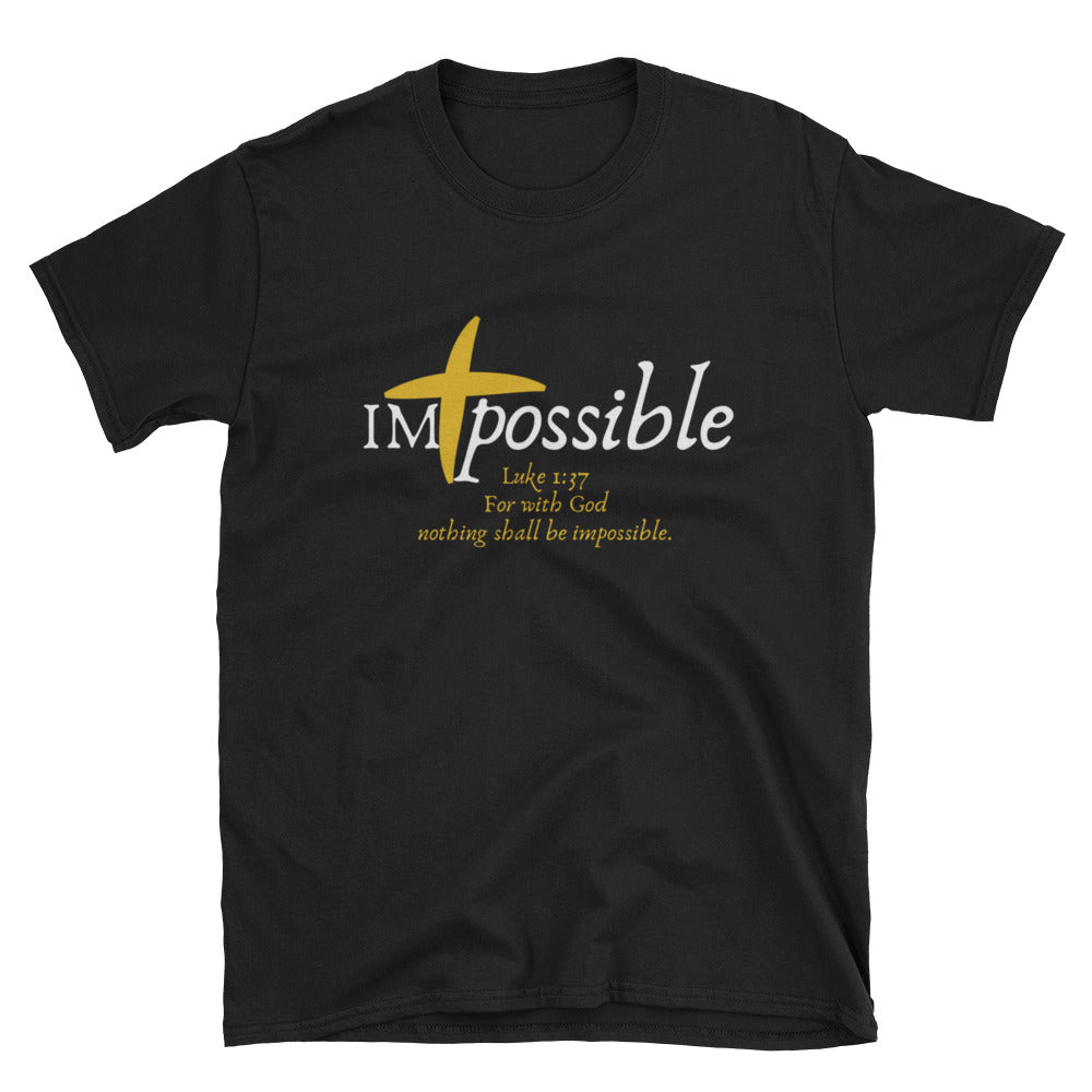IM POSSIBLE! W/ Christ (T-Shirt)