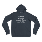 Christ and Coffee Unisex Hoodie