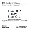 EPA/DHA from Fish Oil