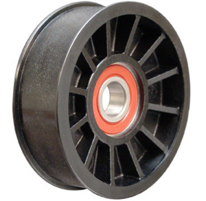 Pulley, Idler Flat 90mm 13001