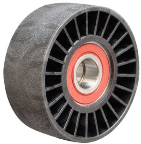 Idler Pulley Flat 76mm W/Out Flange 13005