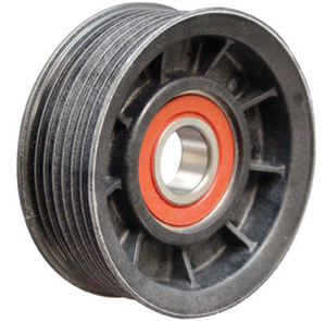 Idler Pulley 76mm (7 groove wide) 13008