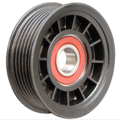 Idler Pulley Grooved 76mm 13009
