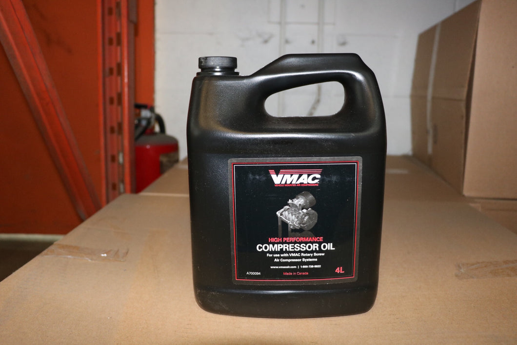 Copy of Vmac Oil 4L