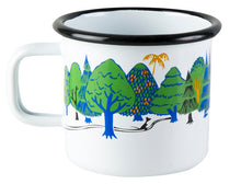 Moomin Colours Moomin Valley Enamel Mug