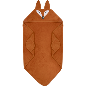 Forest Fox Hooded Towel