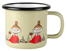 Moomin Friends Little My Enamel Mug
