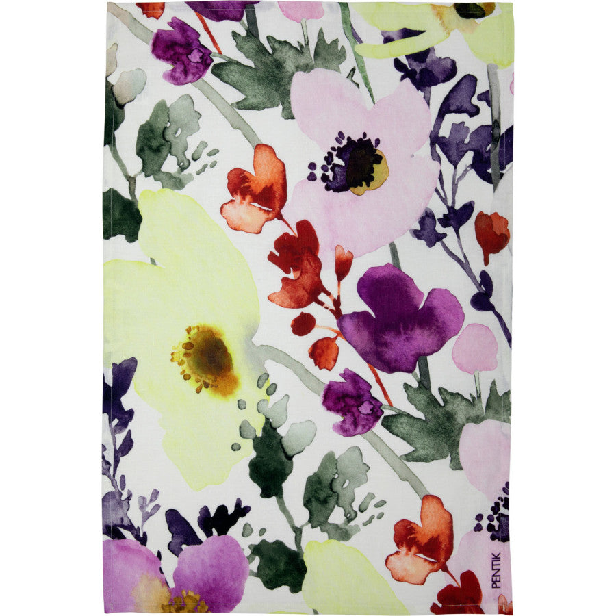 Anemone Kitchen Towel