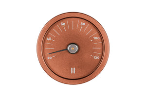 Sauna Thermometer Copper