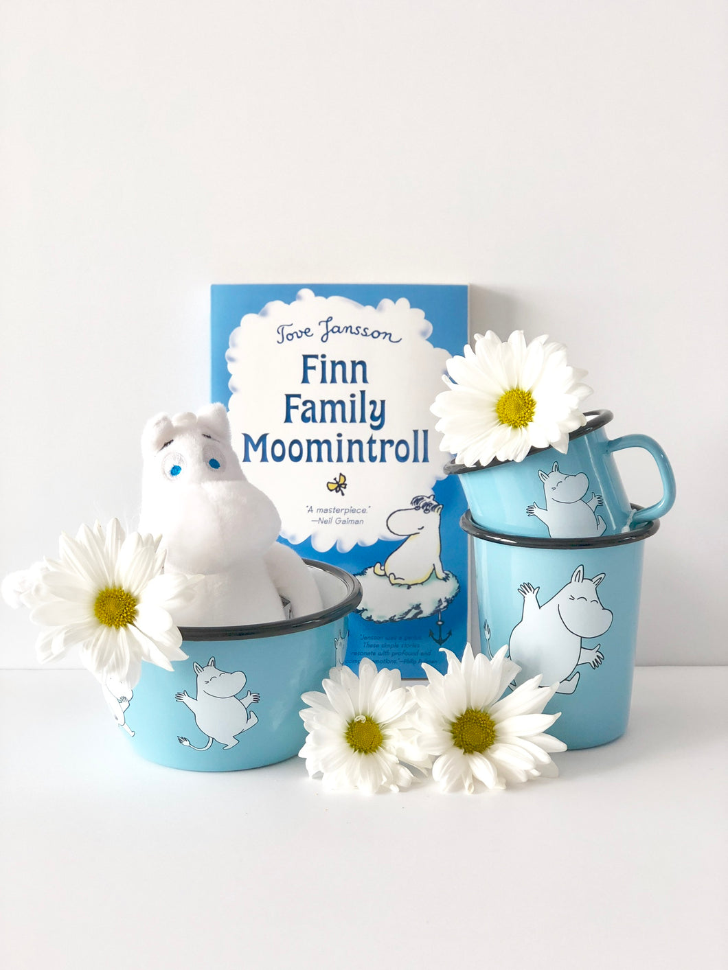 Finn Family Moomintroll Novel
