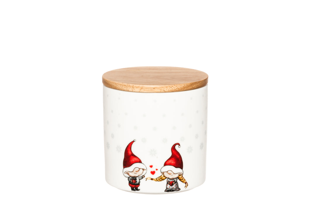 Niila and Hilla Storage Jar