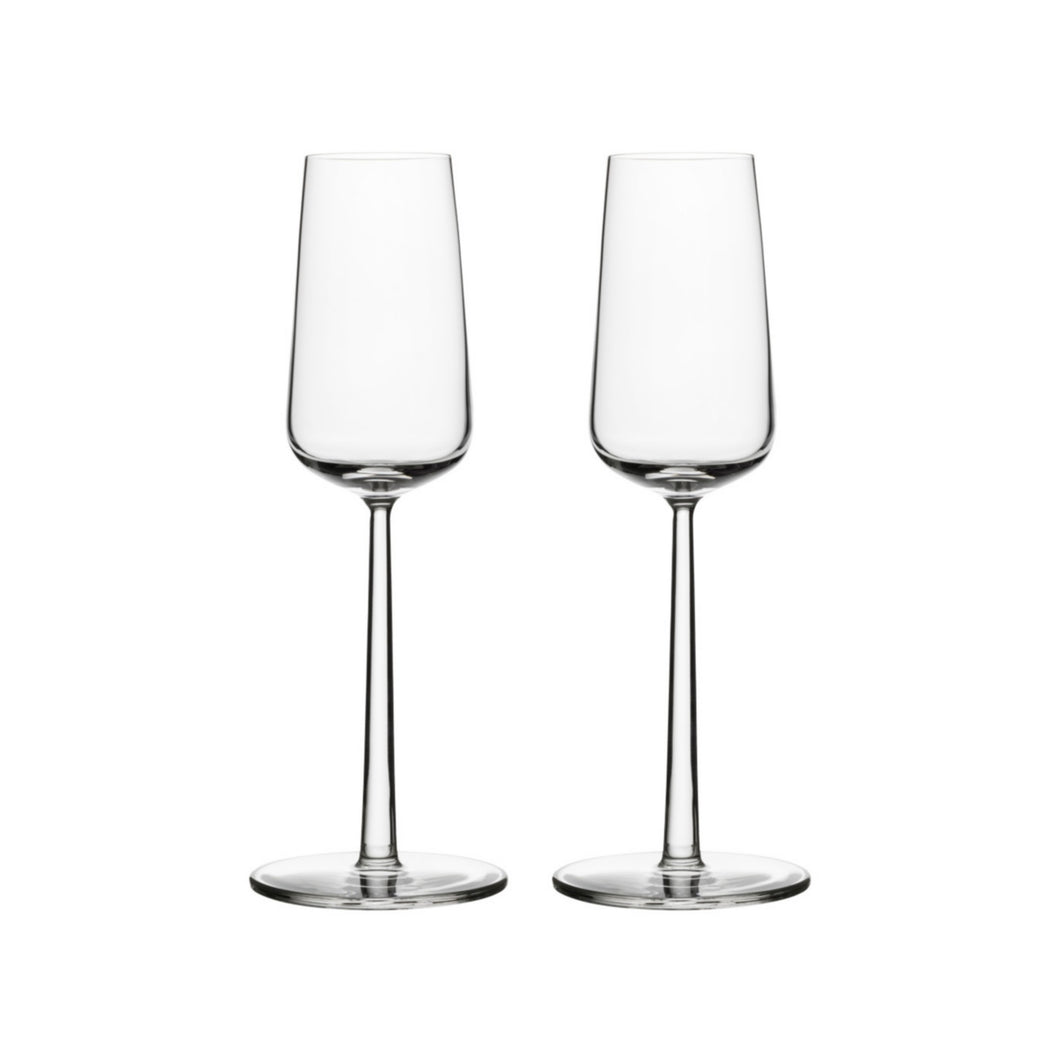 Essence Champagne Glass - Set of Two