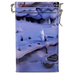 Moomin Animation 'Winter' Coffee Tin