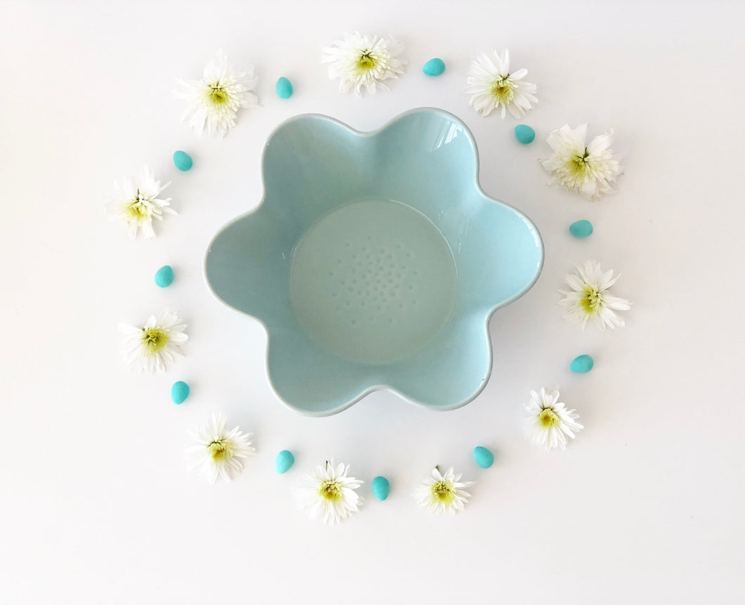 Piccadilly Serving Bowl Turquoise