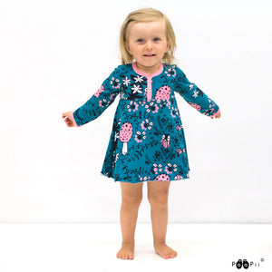 Mosspath Onesie Dress