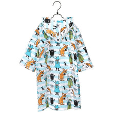 Moomin Bustle Bath Robe