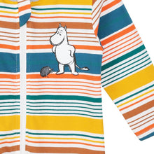 Moomin Multicolour Stripes Pyjamas Blue