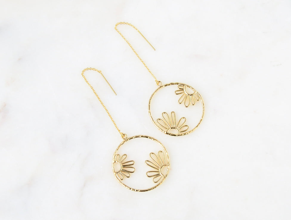 Daisy Earring Threaders
