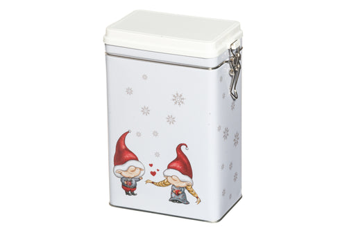 Niila and Hilla Storage Tin