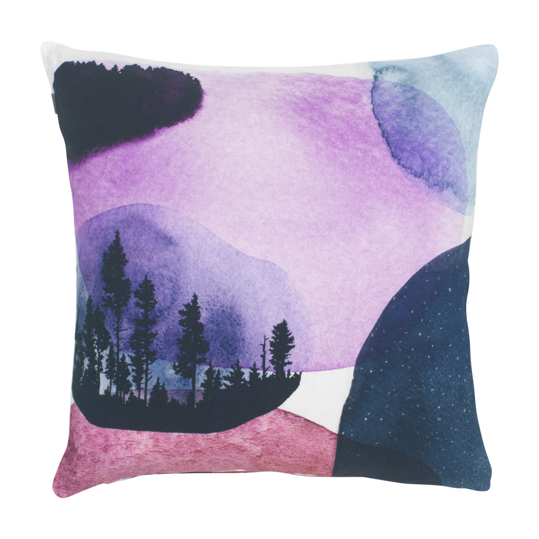 Maisema Cushion Cover Lilac