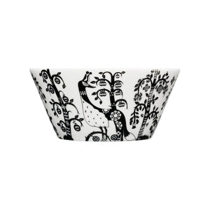 Taika Black Soup Bowl