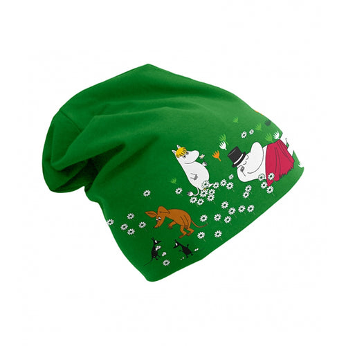 Moomins on the valley tricot Beanie