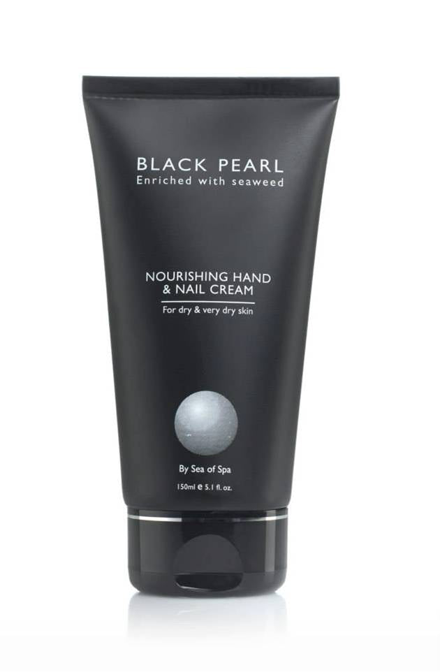 Black Pearl Nourishing Hand and Nail Cream