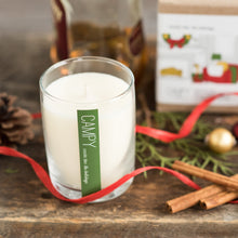 """Smells Like the Holidays"" Soy Candle"