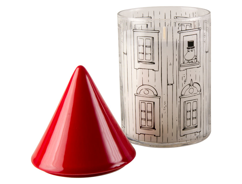 Moomin House Candle