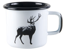 Nordic the Deer Enamel Mug