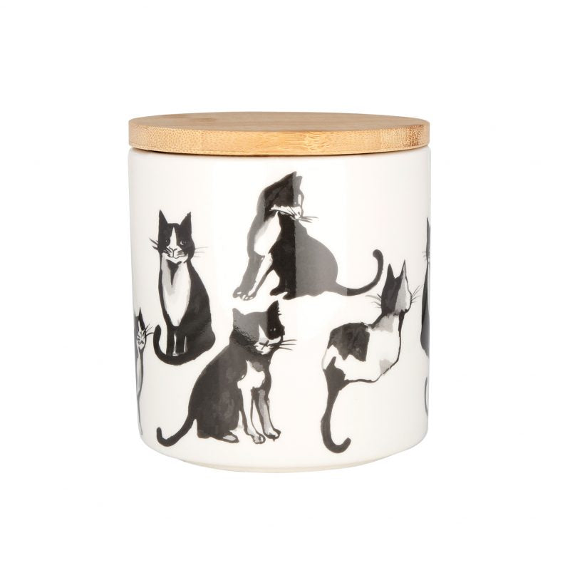 Cat Jar Canister
