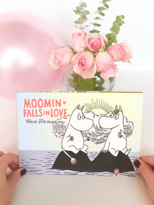 Moomin Falls in Love Book