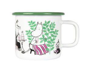 Moomin Day in the Garden Mug