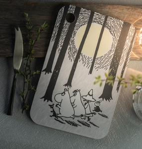 "Moomin ""In the Woods"" Chop & Serve Board"