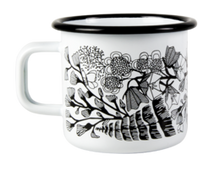 Wild Meadow Enamel Mug