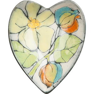 Vieno Studio Heart Bowl Multicoloured